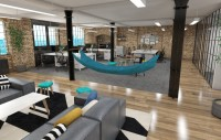 Bloomreach UK office design